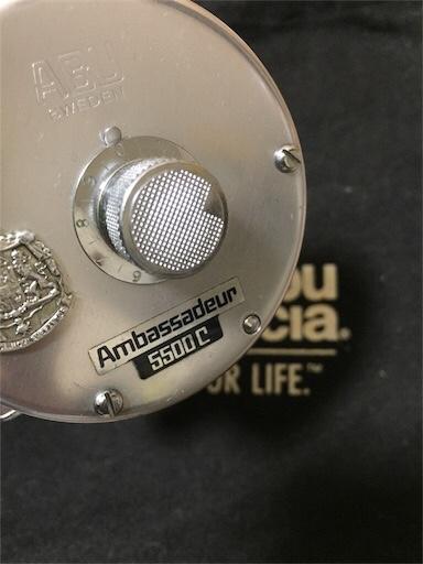 ANCHOR仙台で『アンバサダー5500C』をオーバーホールしてもらいました