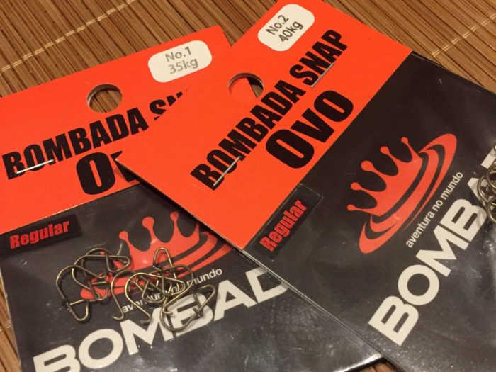 ボンバダアグアのスナップOVO