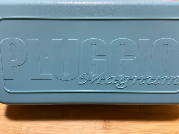 フィネス:プラッギンマグナムのブルー