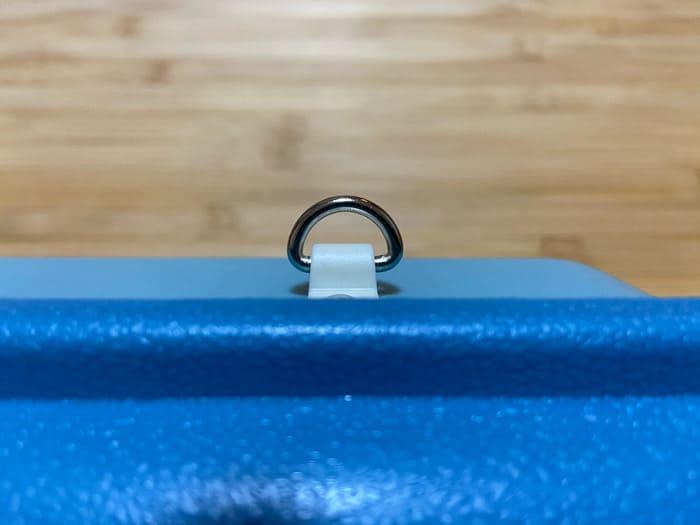 フィネス:プラッギンマグナムのDリング