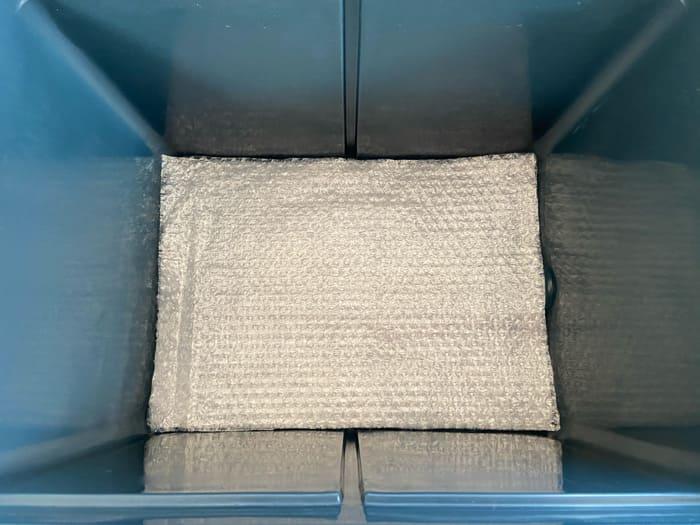 オレゴニアンキャンパー:ヒャドクーラーの保冷力アップの改造