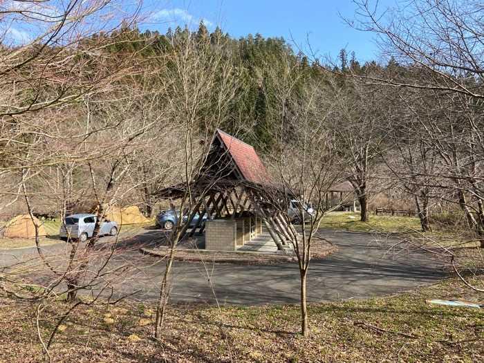 三滝堂ふくろうの森キャンプ場