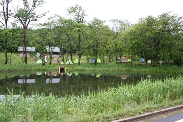宮城県_無料格安キャンプ場_ 千古の森キャンプ場