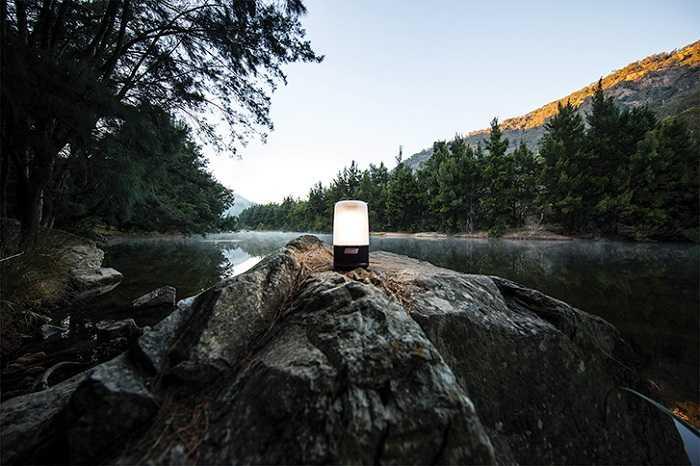 コールマン 360°サウンド&ライト LEDランタンスピーカー