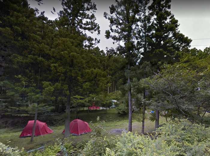 宮城県_無料格安キャンプ場_奥清水渓流の森